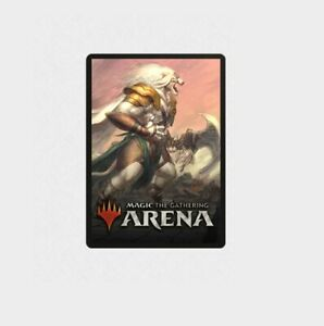Exklusive-Ajani-Armeln-FNM-Play-At-Home-MTG-Arena-Code-Email-Versand