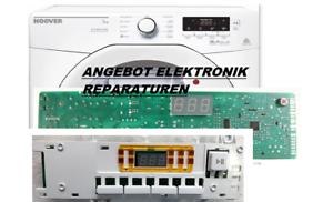 HOOVER CANDY LLCG WASCHEN TROCKNER ELEKTRONIK Reparaturen