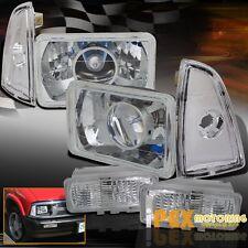 1995-1997 Chevy S10/Blazer Projector Headlights + Corner Signal + Parking Lights