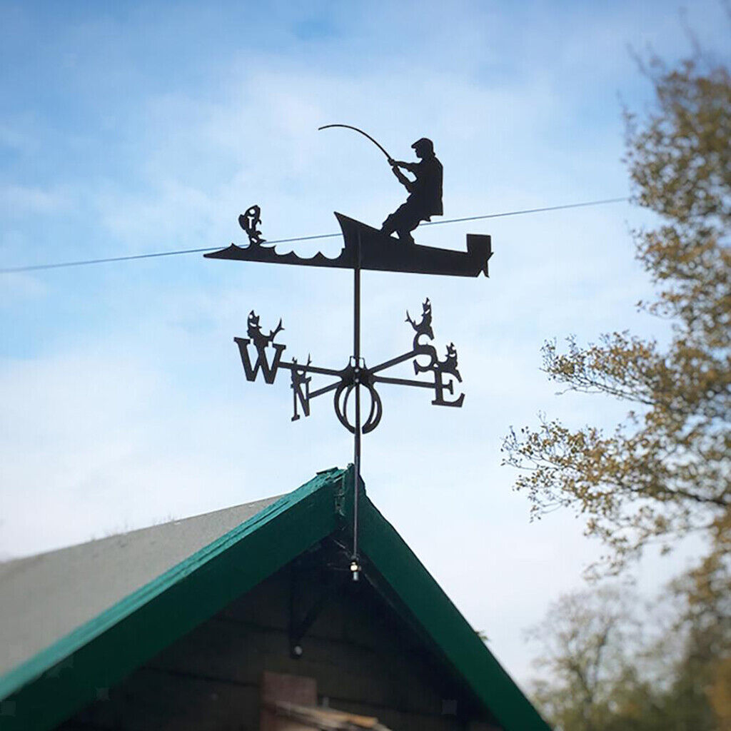 Vintage Style Weathervane Weather Vane Yard Garden Barn Decor 20inch Tall