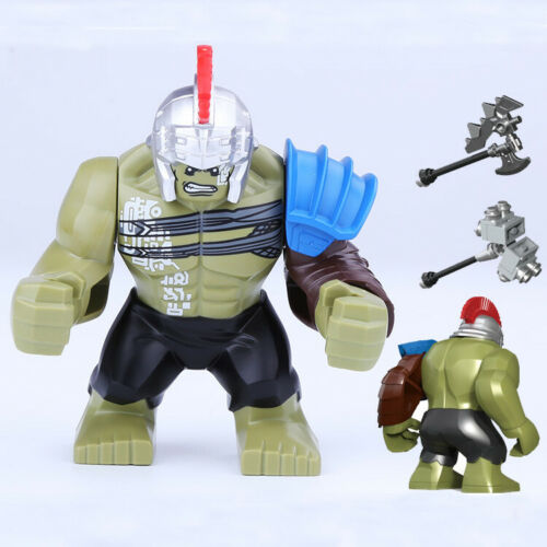 Avengers Infinity War 3 Building Blocks Action Figures Thanos Monger Collect Toy