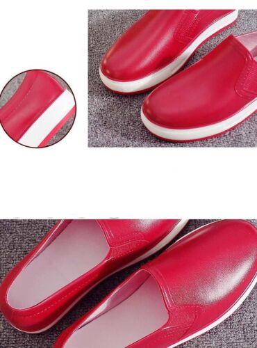 2019 Women Restaurant Oil Resistant Kitchen Work Shoes Water rain shoe