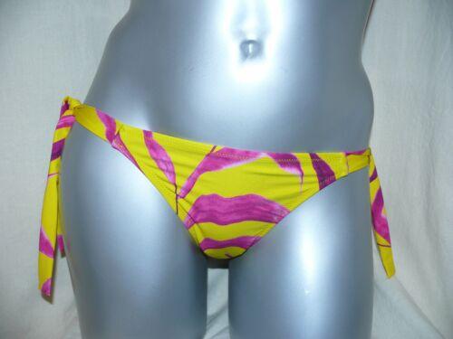 ANTIGEL by LISE CHARMEL Bikini BASSA SLIP L /'antigelwood feuille ROSE NUOVO