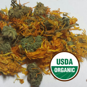 Calendula-Flowers-ORGANIC-FREE-SHIP-Calendula-officinalis-1-oz-16-oz