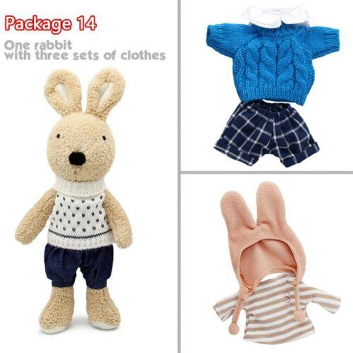 Kawaii Original Le Sucre Bunny Rabbit Plush Doll /& Stuffed Brinquedos Toys