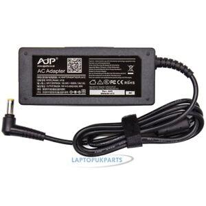 Nuovo-Originale-ajp-Acer-Aspire-5820T-7683-Laptop-65W-Adattatore-Caricabatterie