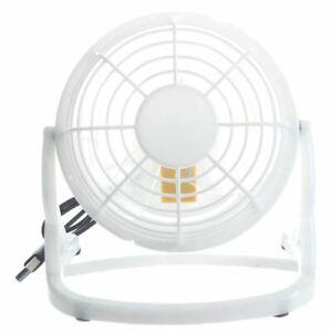 Mini ventilateur USB portable bureau Ordinateur pc portable silencieux Coul O4V7