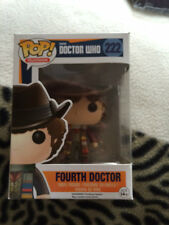 Doctor Who 4th doctor Funko Figura De Vinilo