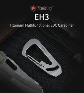 Mecarmy-EH3-Titanium-Copper-Pry-Bar-Wrench-Bottle-Opener-Carabiner