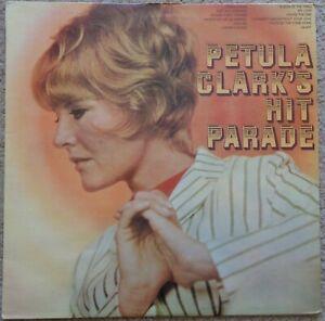 Petula-Clark-Petula-Clark-039-s-Hit-Parade-original-1966-vinyl-LP