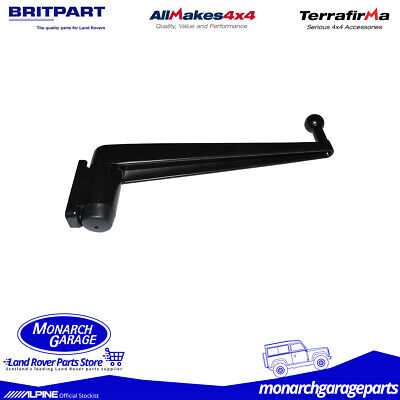 Door Mirror Arm Extended ideal for towing RRC8443 Land Rover Defender
