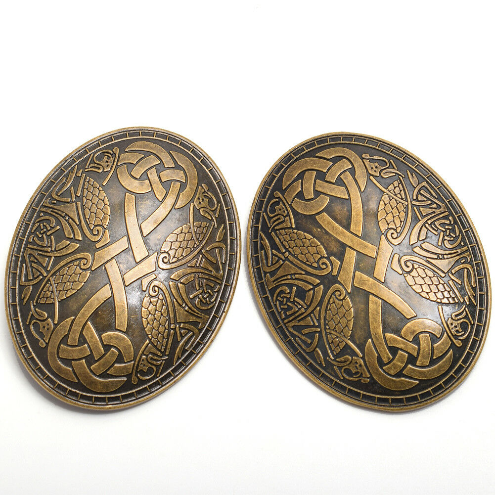 SCA Laurel Viking Women/'s oval brooches