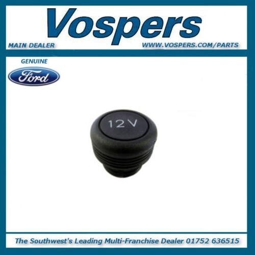 Genuine Ford cigarro//cigarrillo encendedor de 12V toma de alimentación obturador 1383605