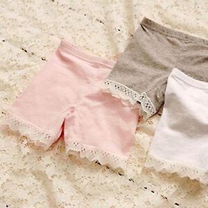 Girls-Kids-Child-School-Cotton-Bike-Short-pants-Safety-Underwear-Shorts-leggings