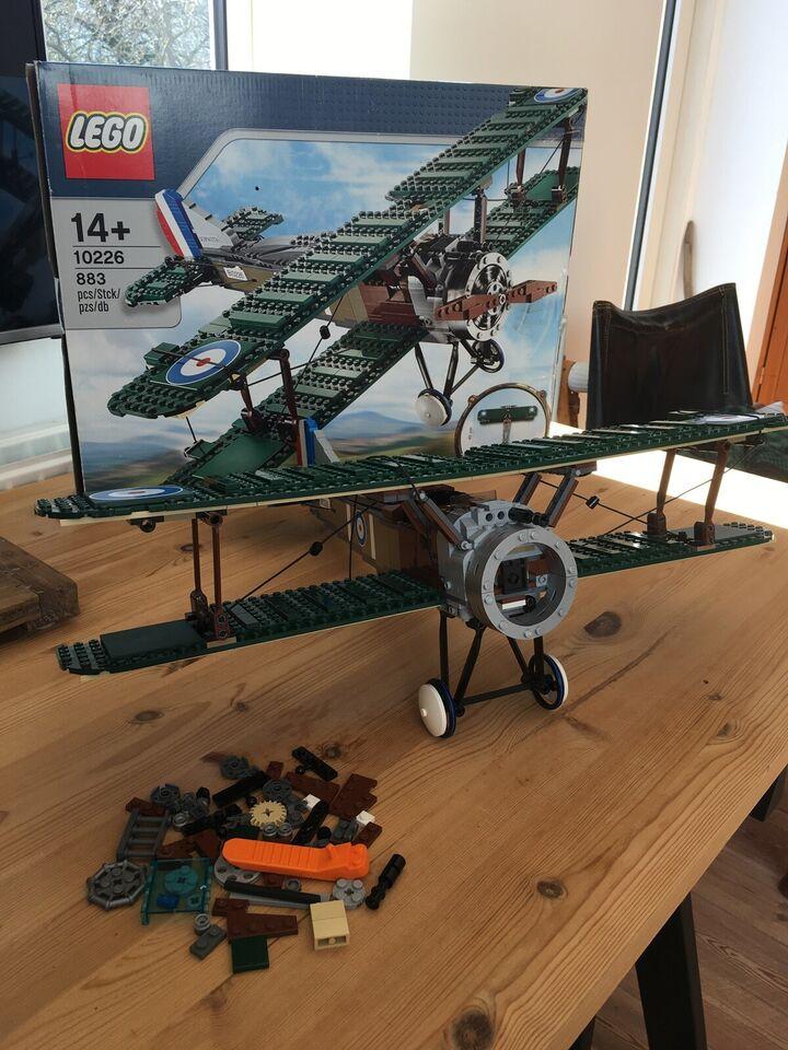 Lego andet, lego SOPWITH CAMEL
