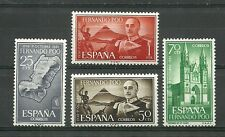 SPANISH FERNANDO POO 1961. Complete series of 4 new stamps*       (4072)