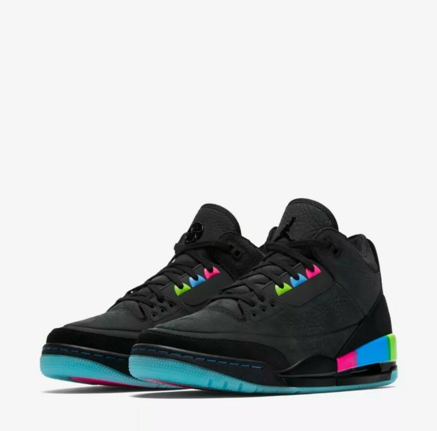 NİKE AİR JORDAN 3 RETRO SE QUAI 54  SIZE US 10  100% AUTHENTIC AT9195-001