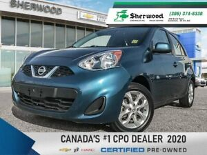 2018 Nissan Micra SV Only 66,000kms!!