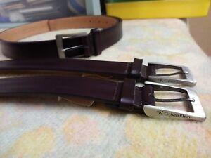 bad2e5981282a Caricamento dell immagine in corso Cintura-uomo-calvin-klein-nuova -e-originale