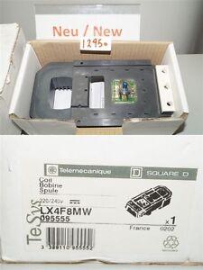 Telemecanique-LX4F8MW-095555-Bobine-de-Contacteur-Bobine-pour-Relay