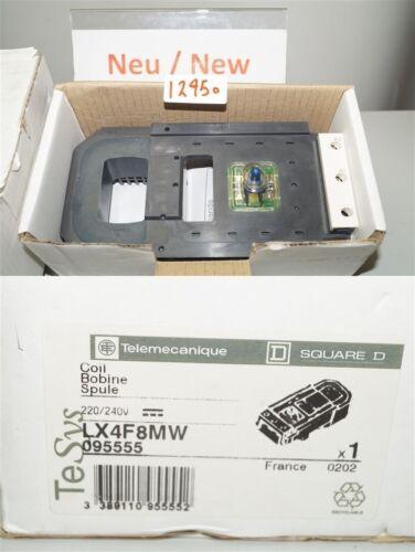 Telemecanique  LX4F8MW   095555   Schützspule Coil for relay