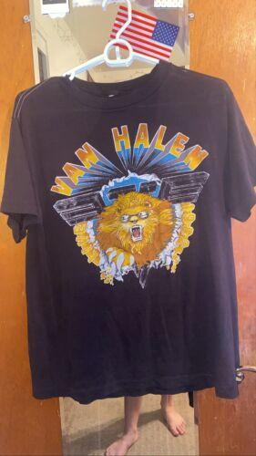 Van Halen Vintage Roadie T-Shirt