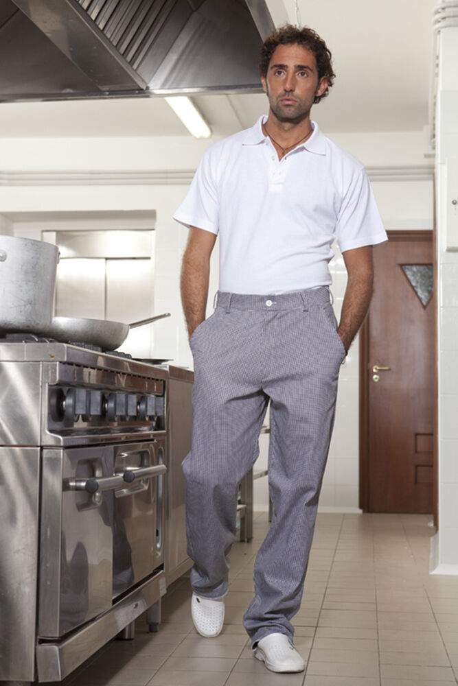 Trousers cook chef pizza chef cooking working Man with string Clothing