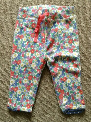 RRP £20 NEW Ex Baby Boden Reversible Fun Joggers 0-4 Years