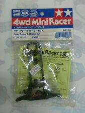 TAMIYA MINI 4 WD - REAR BRAKE E ROLLER SET - 15113