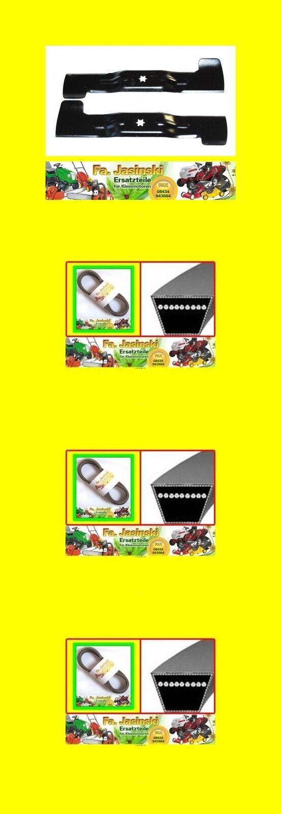 Set coltelli per GUTBROD & gtglx 92 ra&gt13ca506e690 (2004) & gt3 cinghie trapezoidali