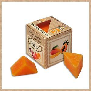 Duftwachs Mango & Papaya | Aroma Duftkerze Schmelzwachs Wax Aromatic