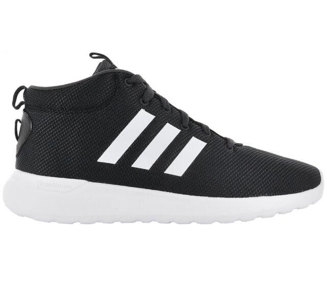 adidas Lite Racer Mid CF CloudFoam Schuhe Schwarz Herren Sneaker NEU BB9935