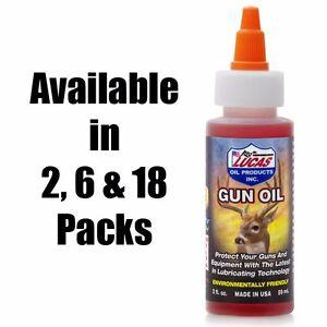 "Lucas Oil ""The Original Hunting Gun Oil"" - 2 oz Bottle - Qty (2) - 10006"