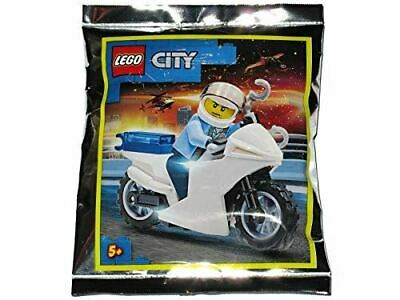 Blue Ocean LEGO City Fireman with Drone Foil Pack Set 952002 Bagged