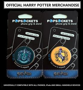 Official-Harry-Potter-PopSockets-Pop-Socket-for-Phones-Slytherin-or-Hufflepuff