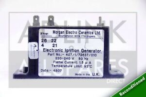 POTTERTON-NETAHEAT-10-16-amp-16-2-SPARK-GENERATOR-PCB-407654-WITH-1-YEAR-WARRANTY