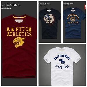 Abercrombie-amp-Fitch-Hombre-Camiseta-Musculosa-Con-AF-por-Hollister
