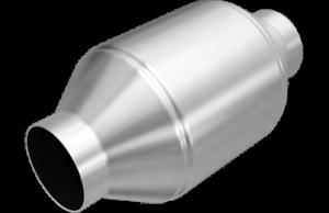 MagnaFlow 400 Zeller Keramik Katalysator Toyota Yaris Verso 60mm C4a