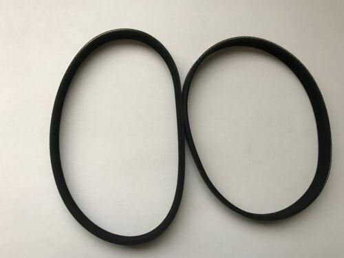*2 New Belts* Hoover Platinum Vacuum Collection UH30010COM UH30010CCA UH30010
