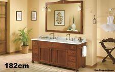 mediterrane möbel aus massivholz fürs badezimmer | ebay, Hause ideen