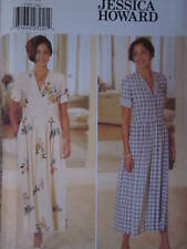 4294 UNCUT Vintage Butterick SEWING Pattern JESSICA HOWARD Evening Dress Gown FF