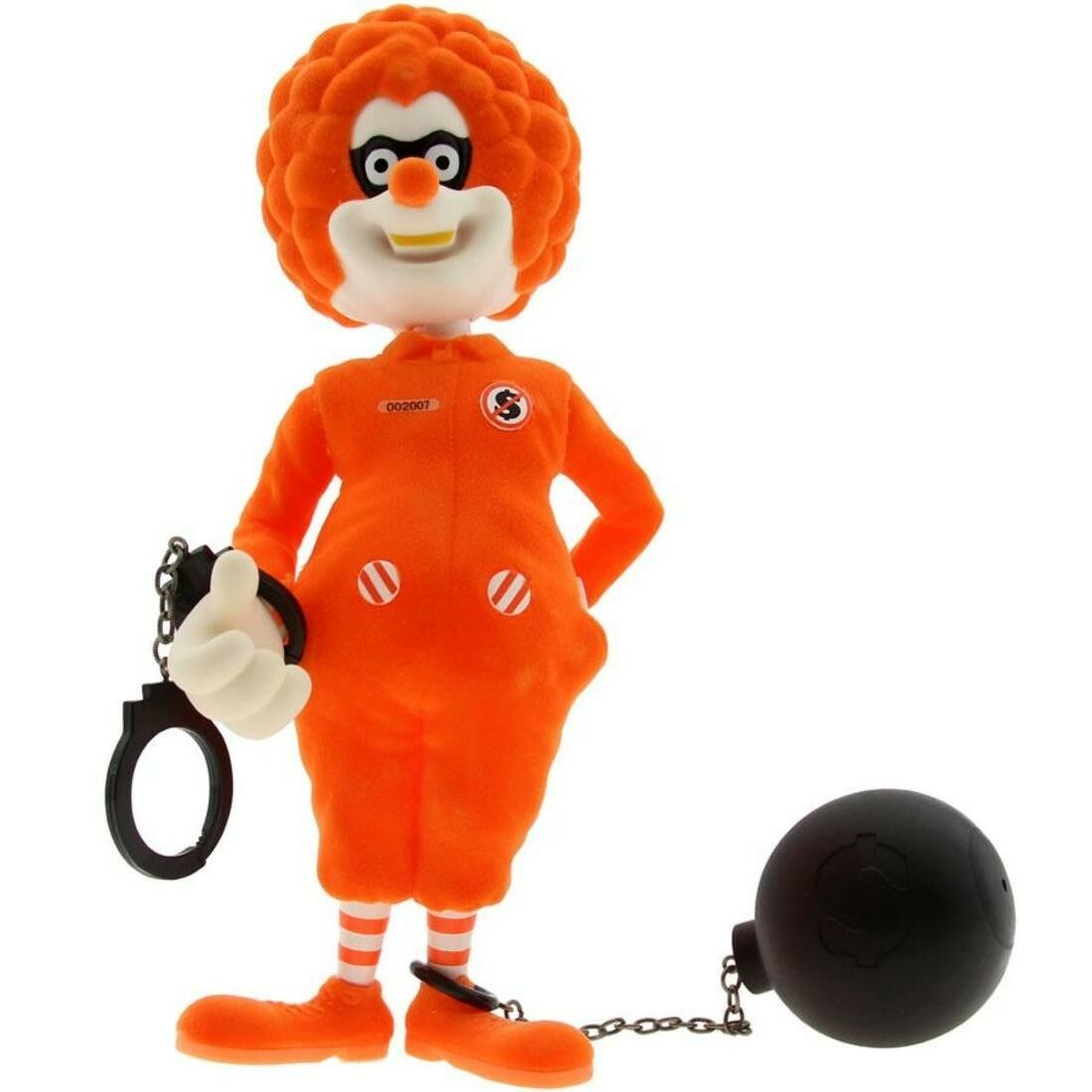 McDonkey II Figurine - ROTemption (Orange)