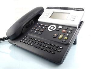 alcatel 4028 ip non extended edition phone black ebay rh ebay com au alcatel lucent ip touch 4028 user manual alcatel 4028 user guide