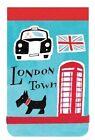 London Town Mini Journal by Sarah McMenemy 9780735335639 2012