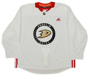 Adidas NHL Hockey Men's Anaheim Ducks Pro Authentic Practice ...