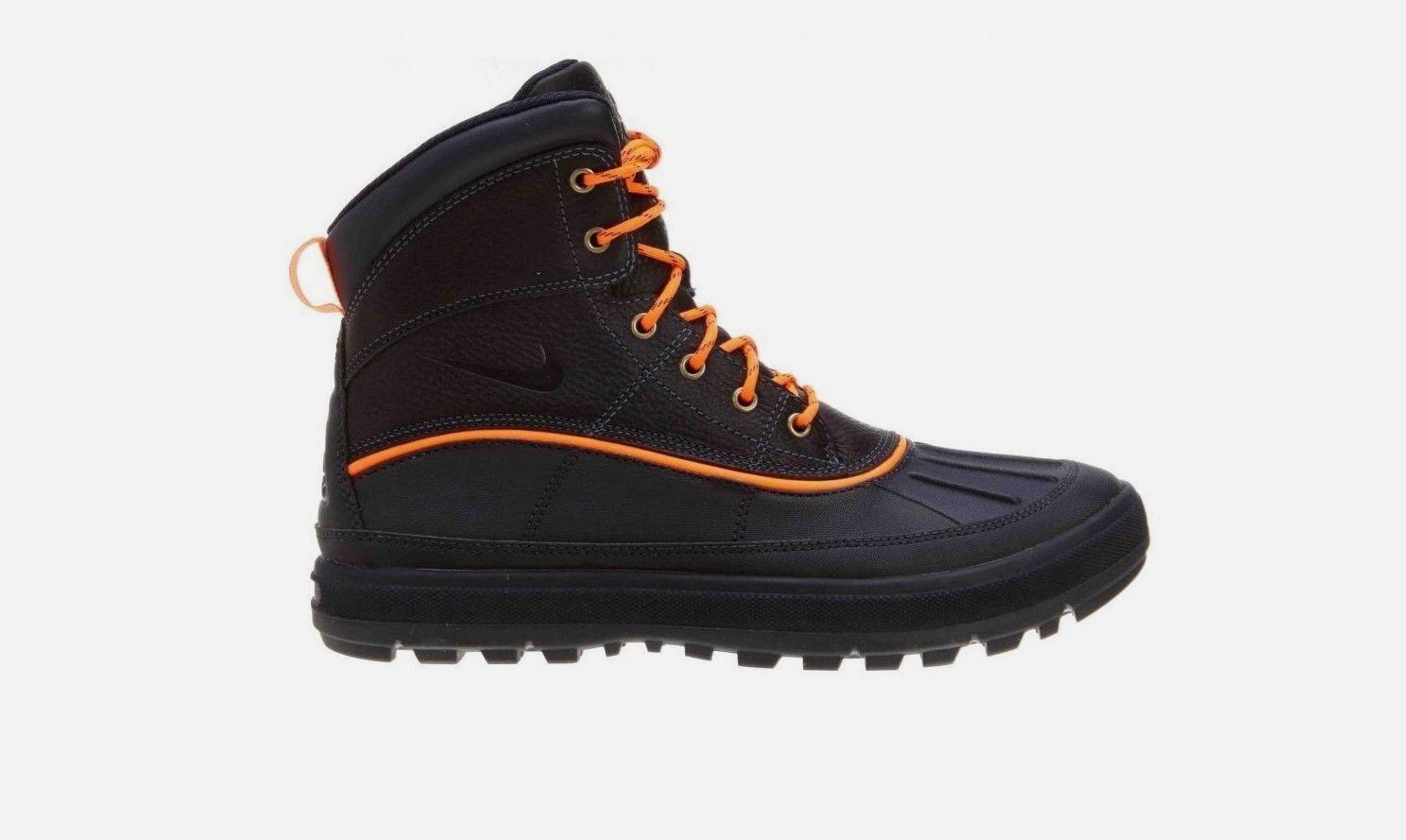 Nike Men's Woodside II shoes NEW AUTHENTIC Dark Obsidian 525393-448