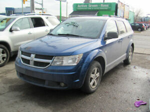 2009 Dodge Journey 5 door auto 7 passenger, Safety & Warranty