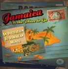 Jamaica Is the Place to Go by Various Artists (CD, Jul-2015, 2 Discs, Fantastic Voyage)