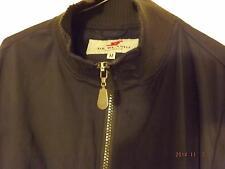 BOMBER GIUBBINO DE BLASIO con zip M jacket giubbetto esercito marina lotto lot