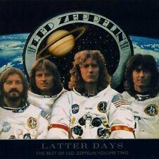 Led Zeppelin : Latter Days - The Best of ENHANCED CD / ATLANTIC RECORDS CD 2000